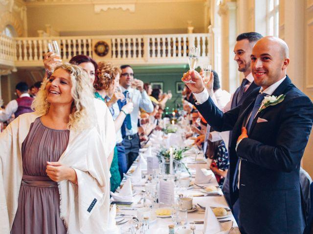 Ian and Olga's Wedding in Cambridge, United Kingdom 114