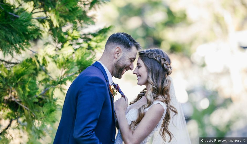 Christopher and Julie's Wedding in Groveland, California