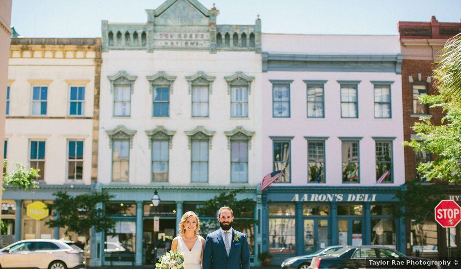 Brendan and Robin's Wedding in Charleston, South Carolina