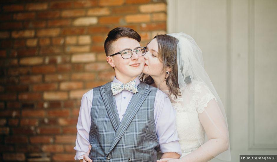 Leah and Avery's Wedding in Tuscaloosa, Alabama