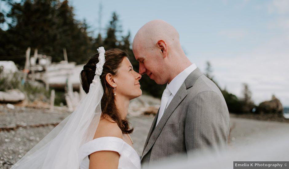 Kevin and Christina's Wedding in Homer, Alaska