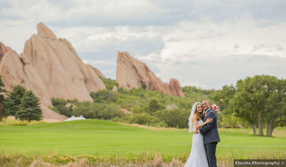 Zorana and Andrew's Wedding in Littleton, Colorado