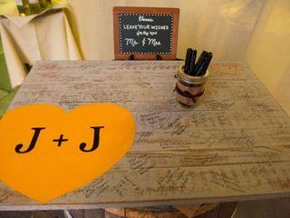 The wedding of Jon and Jackie 3