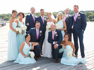 Gabrielle and Ian's Wedding in Mystic, Connecticut 17
