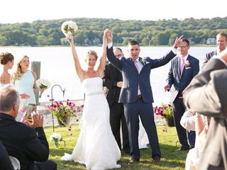 Gabrielle and Ian's Wedding in Mystic, Connecticut 16