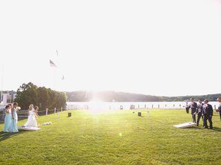 Gabrielle and Ian's Wedding in Mystic, Connecticut 21