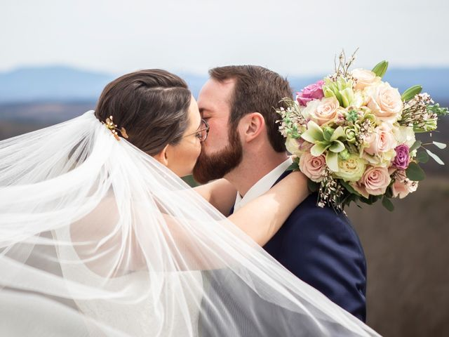 The wedding of Sydney and Jared