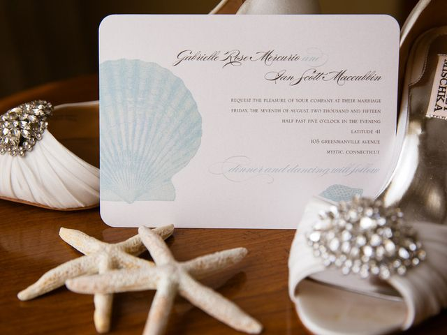 Gabrielle and Ian's Wedding in Mystic, Connecticut 1