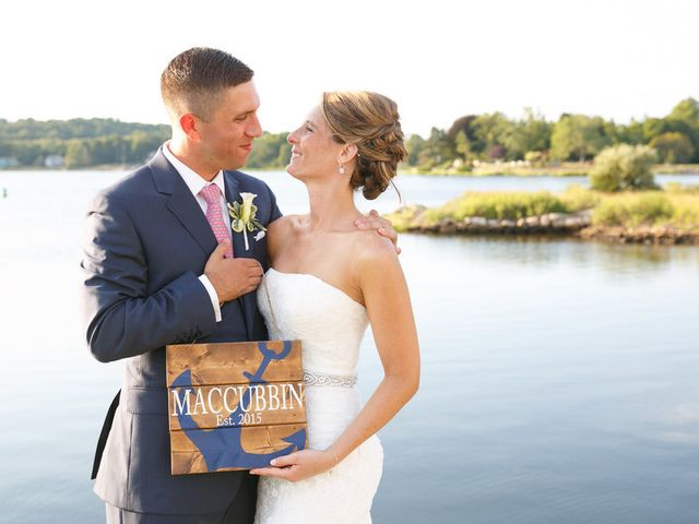 Gabrielle and Ian's Wedding in Mystic, Connecticut 18