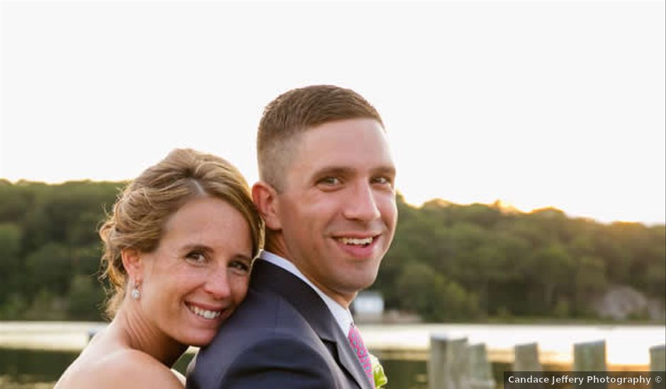 Gabrielle and Ian's Wedding in Mystic, Connecticut