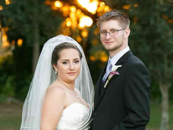 The wedding of Tylor and Krystal