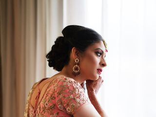 Ajay and Mehak's Wedding in McLean, District of Columbia 14