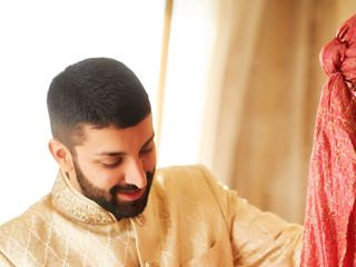 Ajay and Mehak's Wedding in McLean, District of Columbia 17