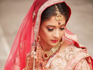 Ajay and Mehak's Wedding in McLean, District of Columbia 20