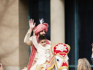 Ajay and Mehak's Wedding in McLean, District of Columbia 31