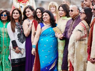 Ajay and Mehak's Wedding in McLean, District of Columbia 35