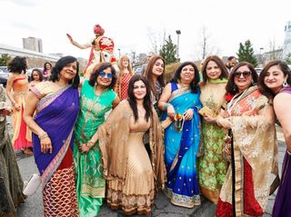 Ajay and Mehak's Wedding in McLean, District of Columbia 36