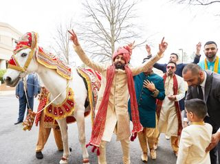 Ajay and Mehak's Wedding in McLean, District of Columbia 38