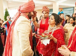 Ajay and Mehak's Wedding in McLean, District of Columbia 41