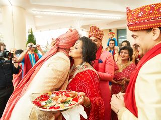 Ajay and Mehak's Wedding in McLean, District of Columbia 42