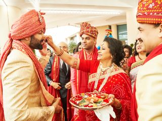 Ajay and Mehak's Wedding in McLean, District of Columbia 43