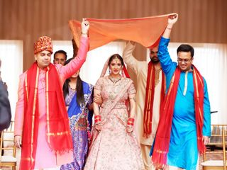 Ajay and Mehak's Wedding in McLean, District of Columbia 54