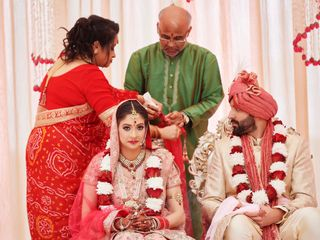 Ajay and Mehak's Wedding in McLean, District of Columbia 62