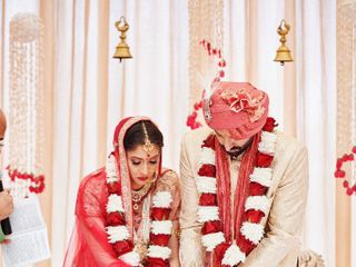 Ajay and Mehak's Wedding in McLean, District of Columbia 66