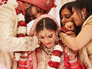 Ajay and Mehak's Wedding in McLean, District of Columbia 76