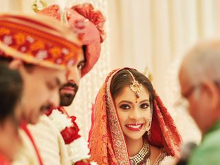 Ajay and Mehak's Wedding in McLean, District of Columbia 77