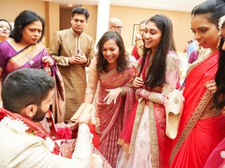 Ajay and Mehak's Wedding in McLean, District of Columbia 80
