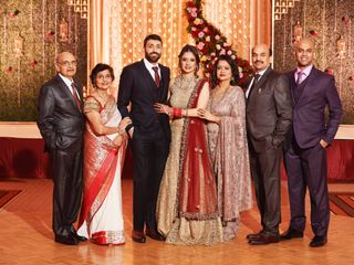 Ajay and Mehak's Wedding in McLean, District of Columbia 87