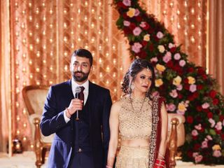 Ajay and Mehak's Wedding in McLean, District of Columbia 110