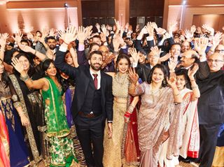 Ajay and Mehak's Wedding in McLean, District of Columbia 111