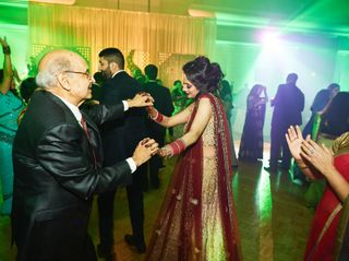 Ajay and Mehak's Wedding in McLean, District of Columbia 113