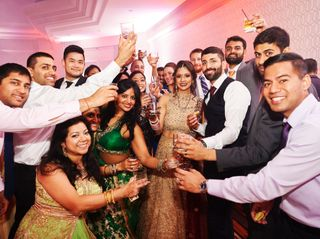 Ajay and Mehak's Wedding in McLean, District of Columbia 115
