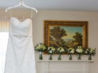 The wedding of Michelle and Bryan 1