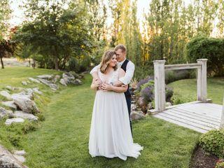 The wedding of Cassie and Alexx 3