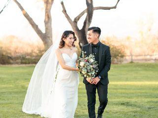 The wedding of Lupita and David 2