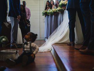 The wedding of Aaleiyah and Broc 3