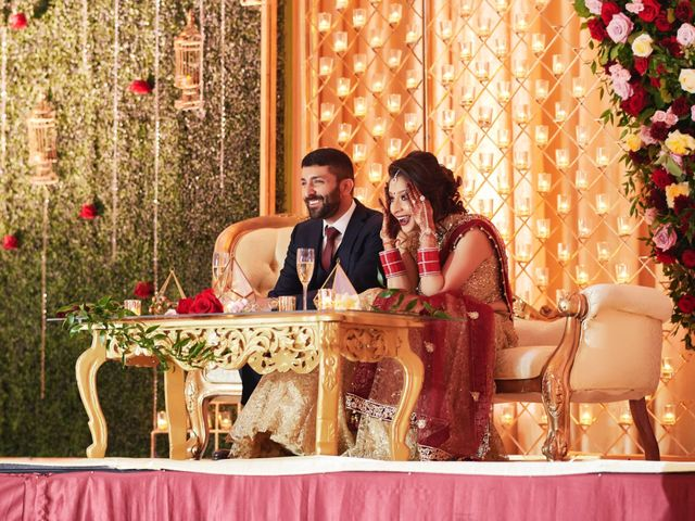 The wedding of Mehak and Ajay