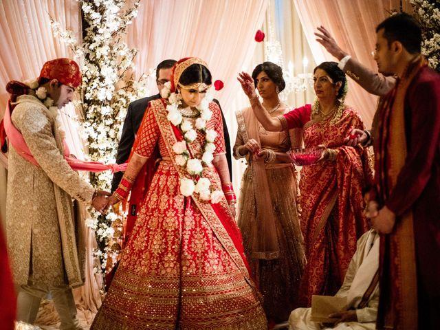 Karan and Sawina's Wedding in Pittsburgh, Pennsylvania 34