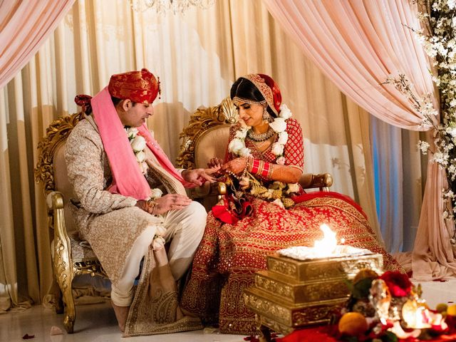 Karan and Sawina's Wedding in Pittsburgh, Pennsylvania 36