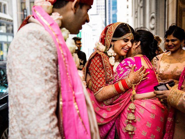 Karan and Sawina's Wedding in Pittsburgh, Pennsylvania 41