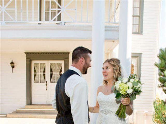 Bryan and Michelle's Wedding in Morrison, Colorado 8