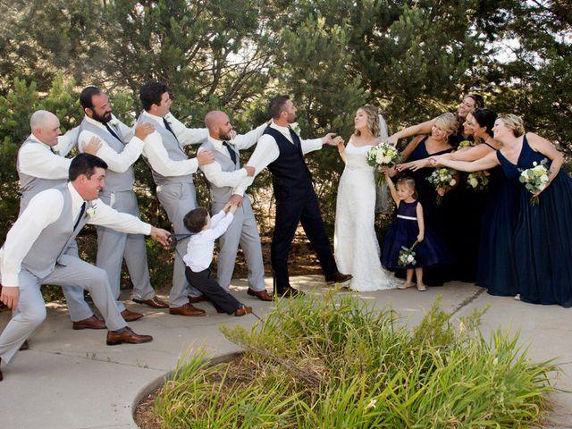 Bryan and Michelle's Wedding in Morrison, Colorado 10
