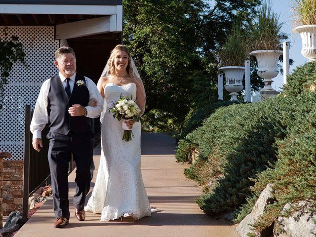 Bryan and Michelle's Wedding in Morrison, Colorado 12