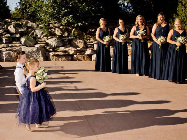 Bryan and Michelle's Wedding in Morrison, Colorado 13