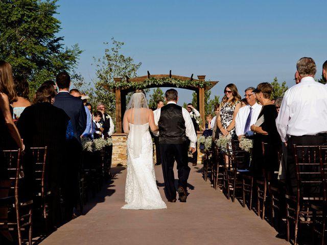 Bryan and Michelle's Wedding in Morrison, Colorado 14