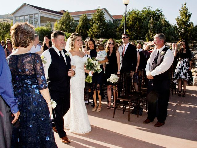Bryan and Michelle's Wedding in Morrison, Colorado 15